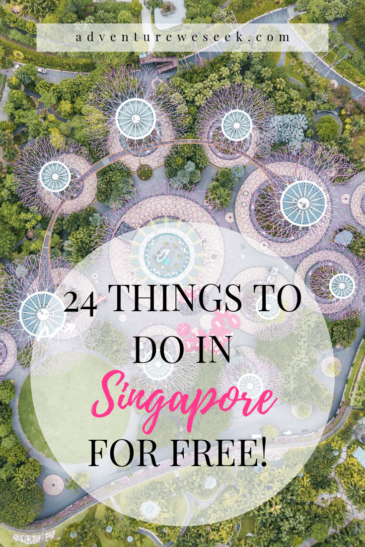 where to go in singapore for free